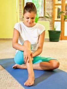 automassaggio miofasciale fascia sport atleta terapia tutorial