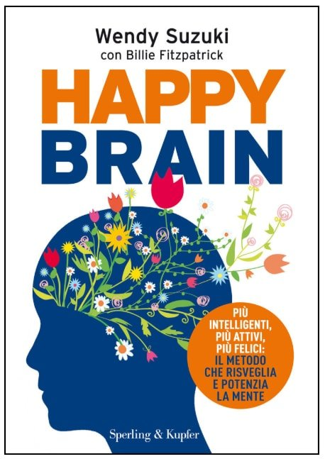 libro suzuki, happy brain,