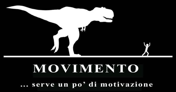 movimento motivazione, spingere le persone a muoversi, motivazione e sport