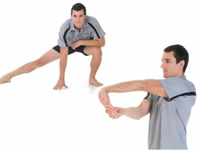 programma stretching esercizi