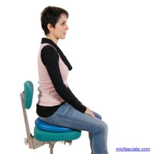 disco sit cuscino per la sedia