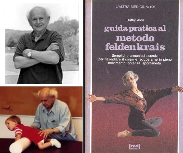 feldenkrais, movimento, rullo magico, guida al metodo feldenkrais