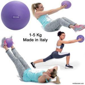 palla medica riempibile, medicine ball, allenamento forza, palestra