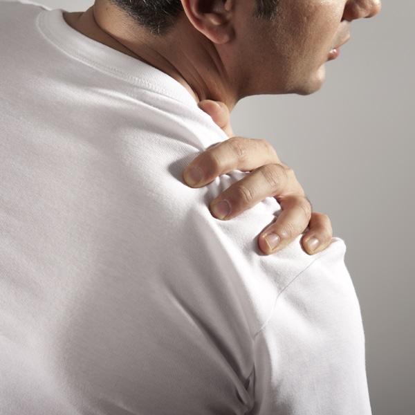 dolore spalle, cuffia rotatori, automassaggio
