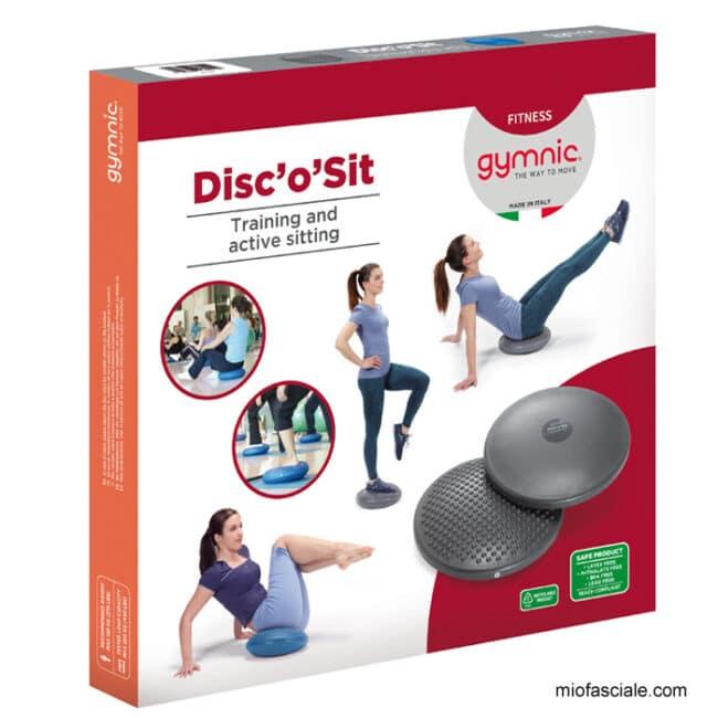 scatola disco sit, nuovo imballo, idea regalo, disc'o'sit