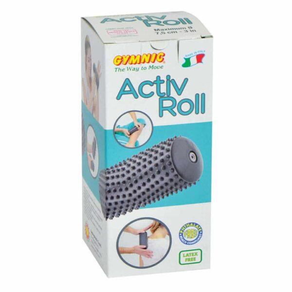 activ roll, myofascial roll, self massage, plantar fasciits, reflexology, foot massage